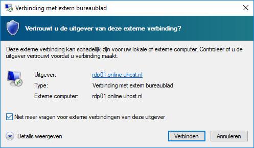 Verbinding Maken Met Online Werkplek In De Cloud Windows