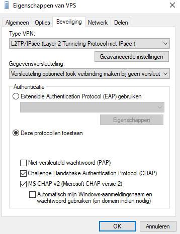 Verbinding Maken Met Uw Vps Via Een Vpn Windows Uhost